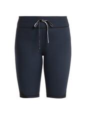 short,matte,blue,black,shorts