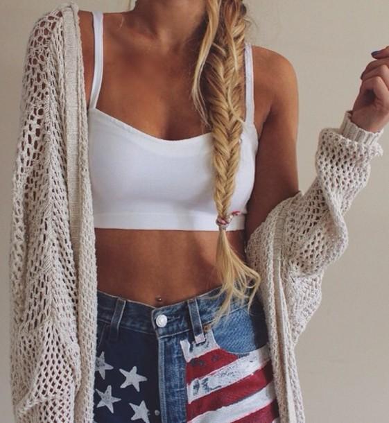 shorts american