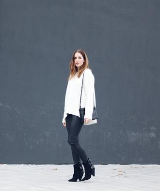 moderosa blogger pants minimalist coated