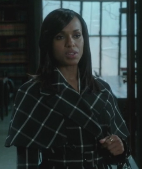 bag tote bag scandal trench coat kerry washington olivia pope