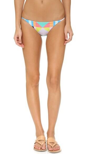 bikini bikini bottoms aqua swimwear