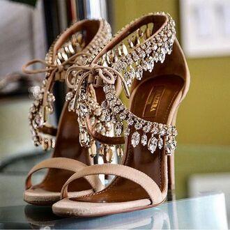 shoes jeweled sandals high heel sandals sandals nude sandals embellished sandals
