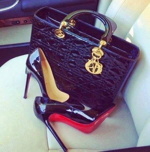 white christian louboutin sneakers - Christian Louboutin Decollete 554 Patent Leather Pumps Black 100mm ...