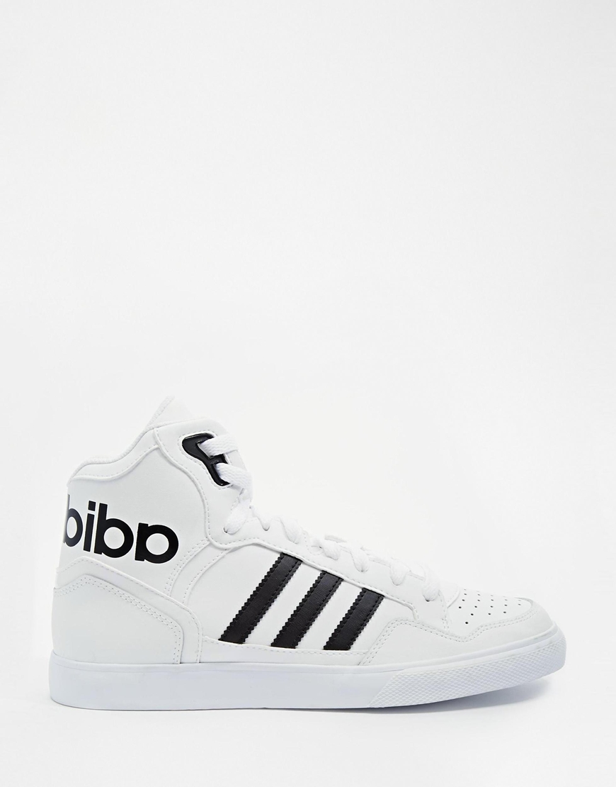 adidas ankle trainers