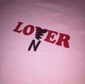 t-shirt,lover