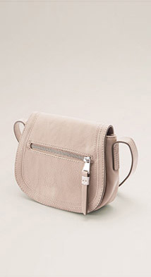 Mini Bag in Leder-Optik