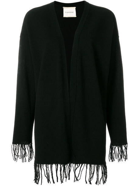 cardigan cardigan women black wool sweater