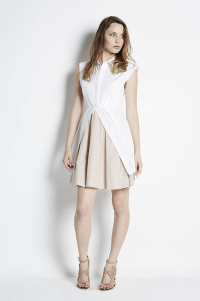 Sugar cane dress