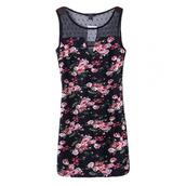 dress,print,mesh,inset,floral,pattern,sexy,party,going out,mini dress,bodycon dress,sheath dress