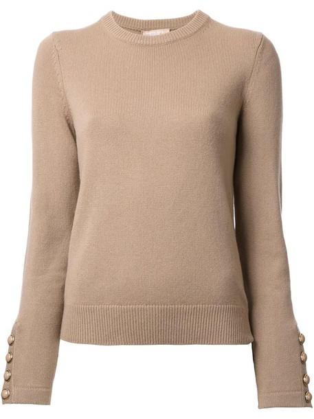 Michael Kors jumper women brown sweater
