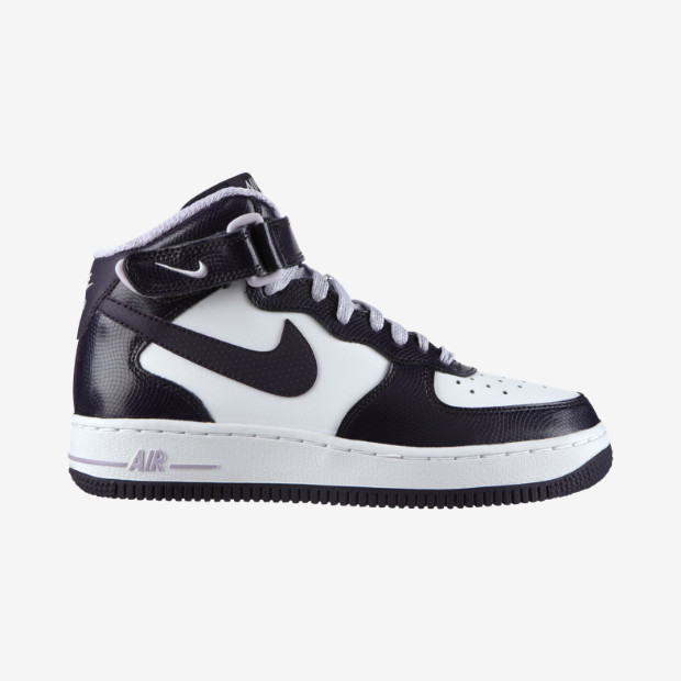 Nike Air Force 1 Mid Girls' Shoe