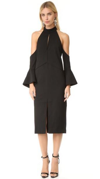 C/Meo Collective Too Close Dress - Black