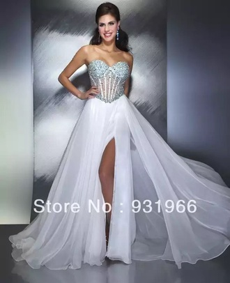 dress prom prom dress white dress white prom dress long dress long prom dress