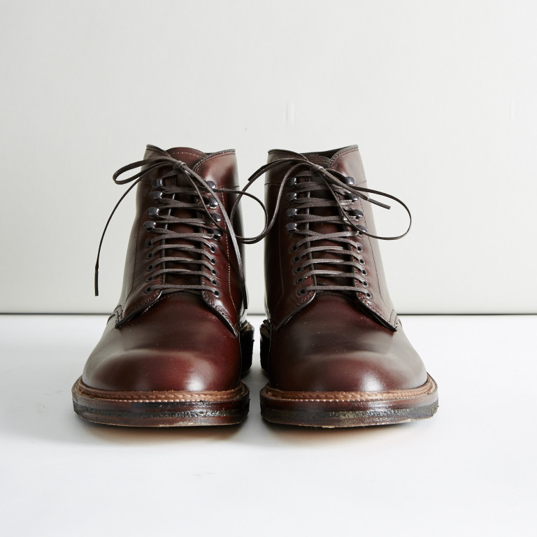 Hipster Brown Leather Shoes