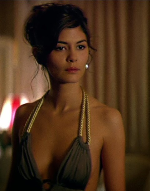 dress audrey tautou