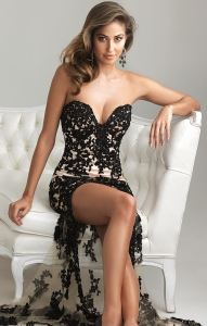 Night Moves 6724 Dress - 2014