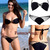 Sexy Women Bikini Push Up Padded Swimsuit Bathing Suit Swimwear Strap Size Top | eBay