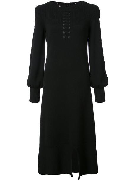 Barrie dress women black