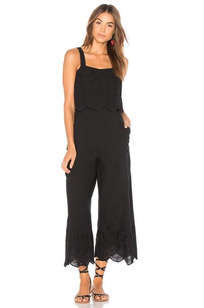 Minkpink jumpsuit layered black