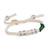 Venessa Arizaga Bridezilla Bracelet - White