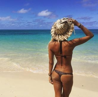 swimwear acacia swimwear leopard print bikini