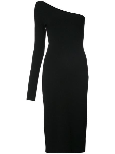 Dvf Diane Von Furstenberg dress women black knit