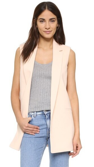 vest light jacket