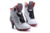 shoes,sexy,red,black,white,black and white,heels,red heels,white heels,black heels,high heels,red high heels,black high heels,white high heels,jordan high heels,dope,kicks,dope kicks,sneakers,nike sneakers,sneaker heels,air jordan,jordans,bad bitches link up,dress