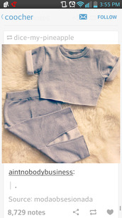 skirt,set,gray shirt,grey shirt cotton,gray skirt,two-piece