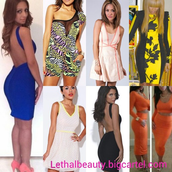 dress bodycon dresses bandage dress bodycon two piece backless backless dress long sleeve dress body romper beyonce skater dress neon animal print mesh two piece set