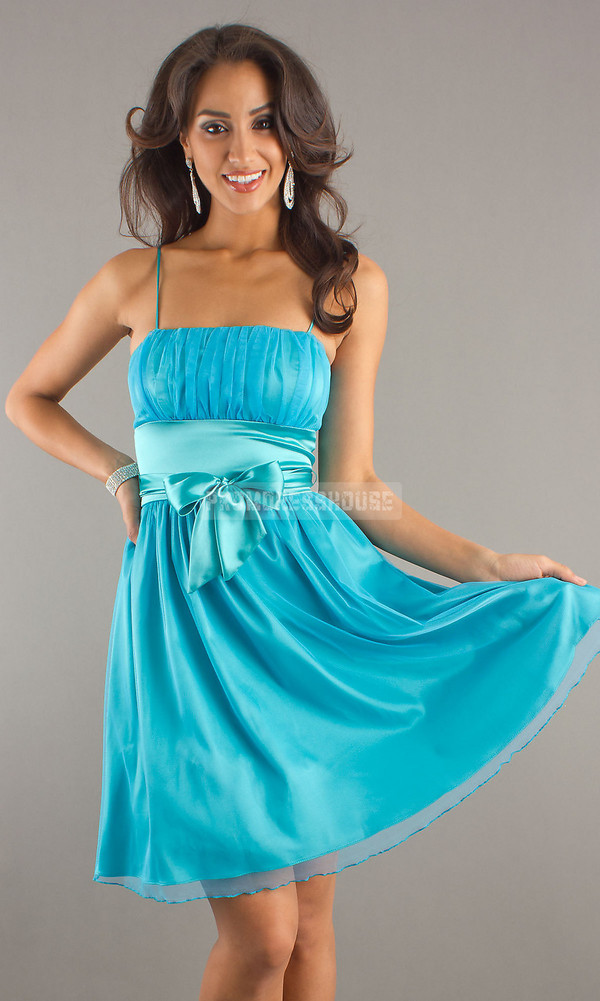 cocktail dress sexy dress girl fashion style blue dress