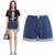 Summer Street Mini Denim Pants : KissChic.com