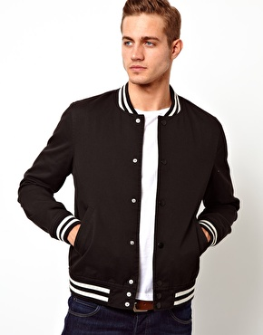 ASOS | ASOS Bomber Jacket at ASOS