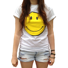 smiley - dreamer clothing