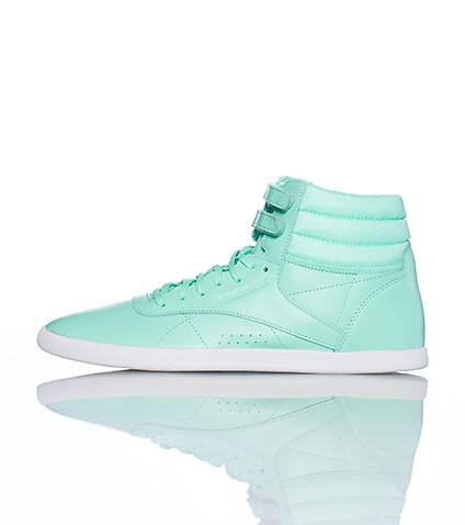 F/S HI MINI SNEAKER - Green - REEBOK | Jimmy Jazz