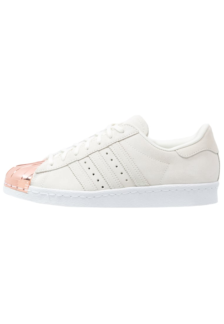adidas Originals SUPERSTAR 80S - Sneaker low - offwhite/core ...