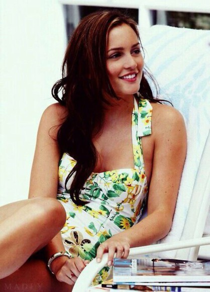 gossip girl blair waldorf swimwear