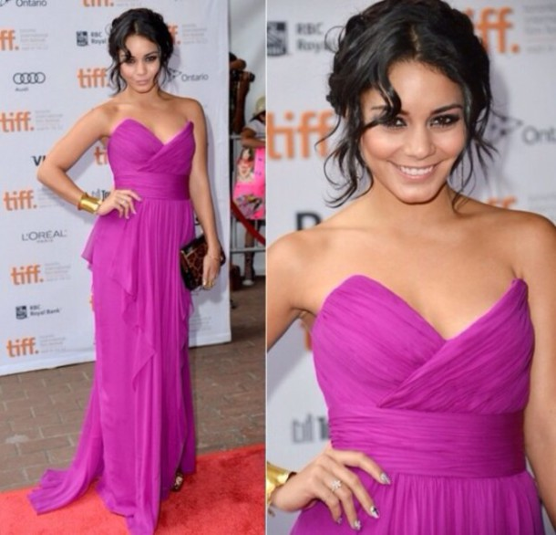vanessa hudgens dress