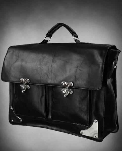bag purse goth
