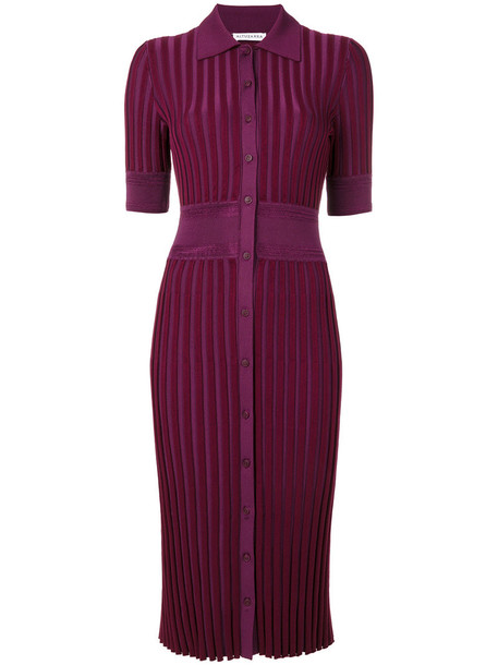 dress shirt dress women spandex purple pink