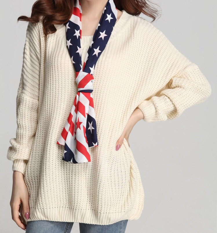 Beige oversize knit sweater from doublelw on storenvy