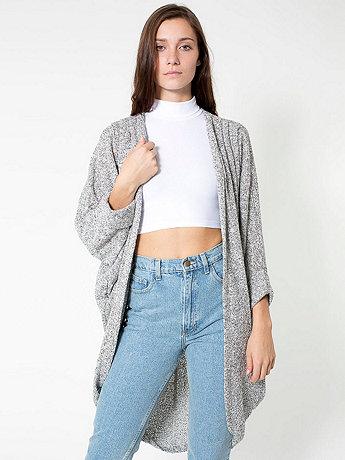 American Apparel - Modal Shawl Cardigan