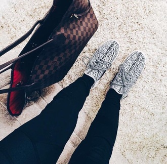 shoes kylie jenner yeezy yeezy boost fashion grey sneakers adidas