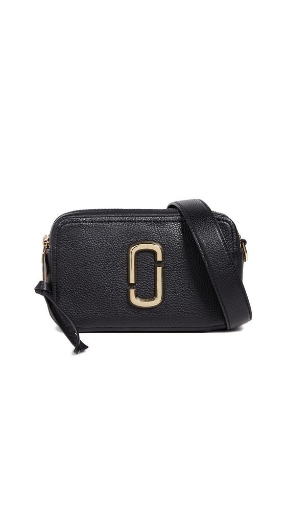 Marc Jacobs The Softshot 21 Bag in black