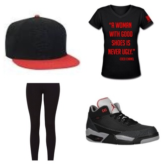 blouse jordan's snapback shoes hat dope