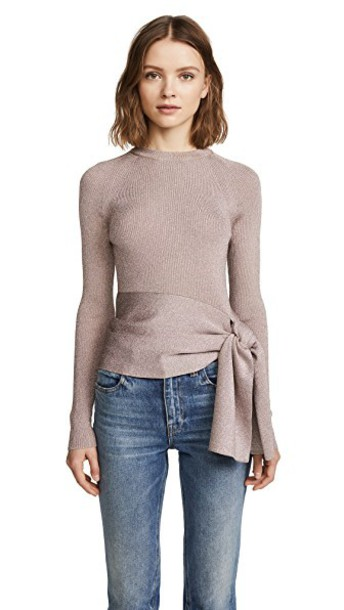3.1 Phillip Lim sweater blush