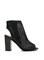 Sports mesh bootie heels