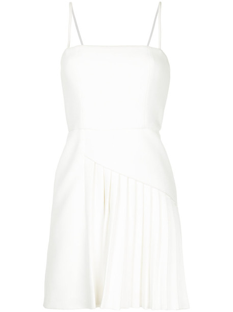 Dion Lee dress mini dress mini women white