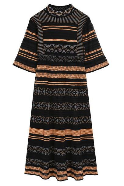 M Missoni dress black