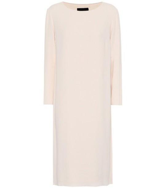 The Row dress beige